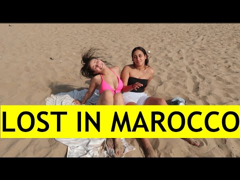 LOST IN MAROCCO PT. 1 | TIZNIT | Bouchra Dibe