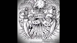 эскиз военных тату - информация и рисунки для тату