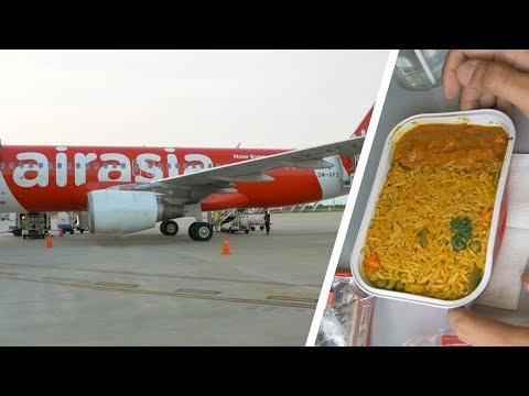 Trip Report Kuala Lumpur - Medan | AirAsia AK 393 | A320-216 | Broewnis Travel