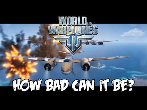 World of Warplanes 2.0 - How Bad Can It Be?