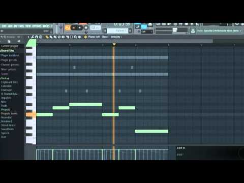 Tory Lanez  - Talk On Road flp   FL Studio 12
