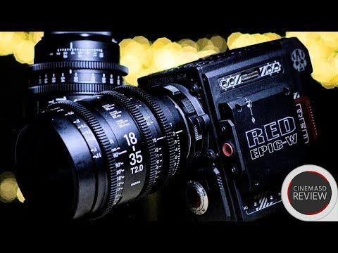 Sigma Cine High Speed Zoom Line - Sample Footage