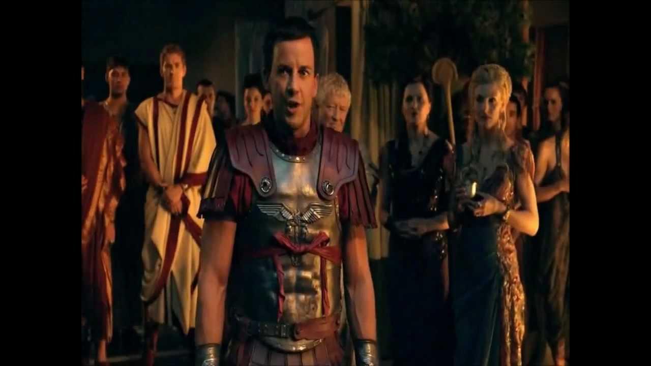 Spartacus: Vengeance, Season 2, Episode 4 by Mark Beesley