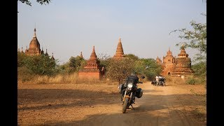 Мьянма на мото / Ride to Myanmar