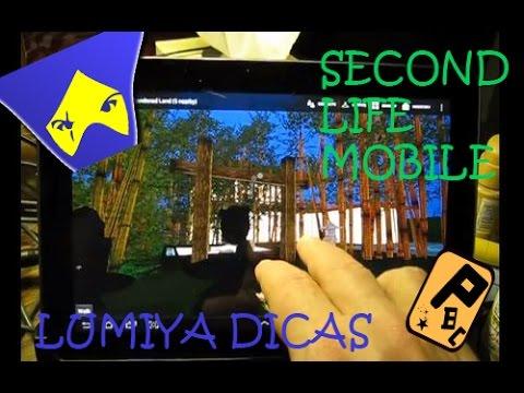 Lumiya Second Life Android Dicas