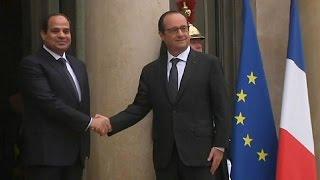 Libya set to dominate visit of Egypt