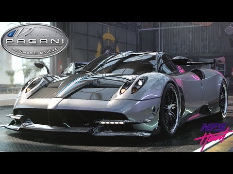 Need For Speed Heat - Pagani Huayra BC - Customization, Review, Top Speed