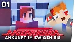 ANTARKTIKA - Minecraft Webserie von Herr Bergmann