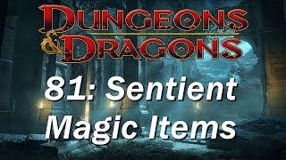 Dnd 5E Crafting Magic Items