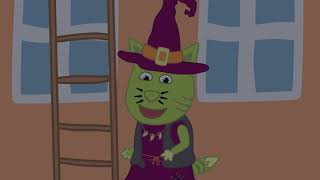 Fox Family Сartoon movie for kids new funy compilation #347