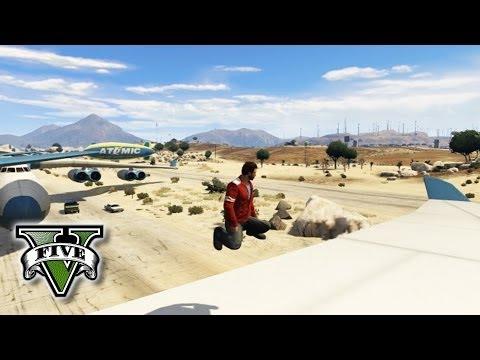 Cargo Plane Fun GTA 5 LiveStream - (Cargo Planes & Races GTA V)