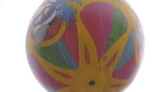 Hot Air Ballon At Ocean Park Video -  Hongkong Tourism