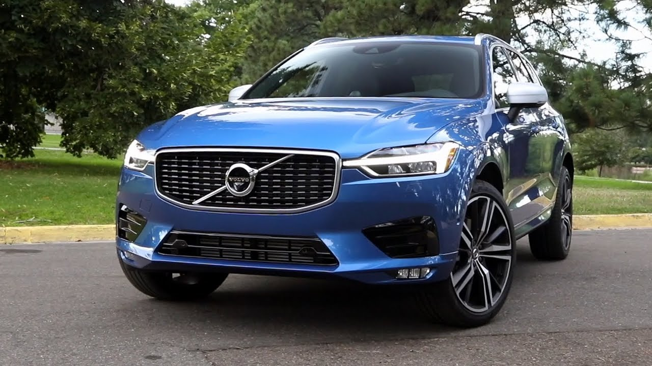 2018 volvo xc60 t6 r design us spec youtube. Black Bedroom Furniture Sets. Home Design Ideas