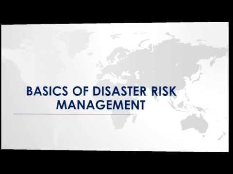 basics-of-disaster-risk-management