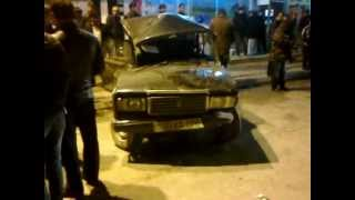 xezerde dehsetli avariya 04.02.2013