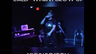 Calli - When I Grow Up (Freestyle) [Live]