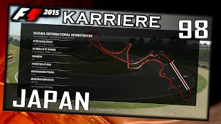 F1 2015/2. Saison #041/#098 Japan/Qualifying[German|HD+|PC] Legende 100%