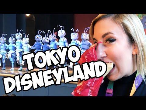 Tokyo Disneyland - Star Wars MOCHI and A Bugs Life Show?