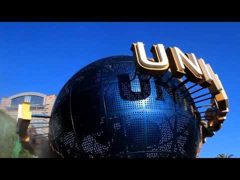 [HD]Universal Studios Orlando Globe  2012 Summer