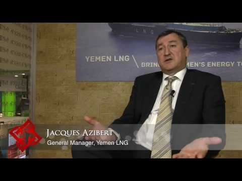 Yemen LNG General Manager Jacques Azibert on the development of Yemen's gas sector