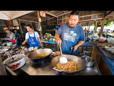 Amazing Thai Food – Best JUNGLE FOOD in Chonburi, Thailand! | สุดยอดอาหารป่า