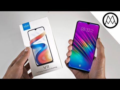 Vivo V11 Pro UNBOXING AND REVIEW