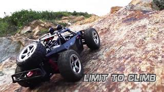 All-terrain vehicle racing buggy Off-road testing