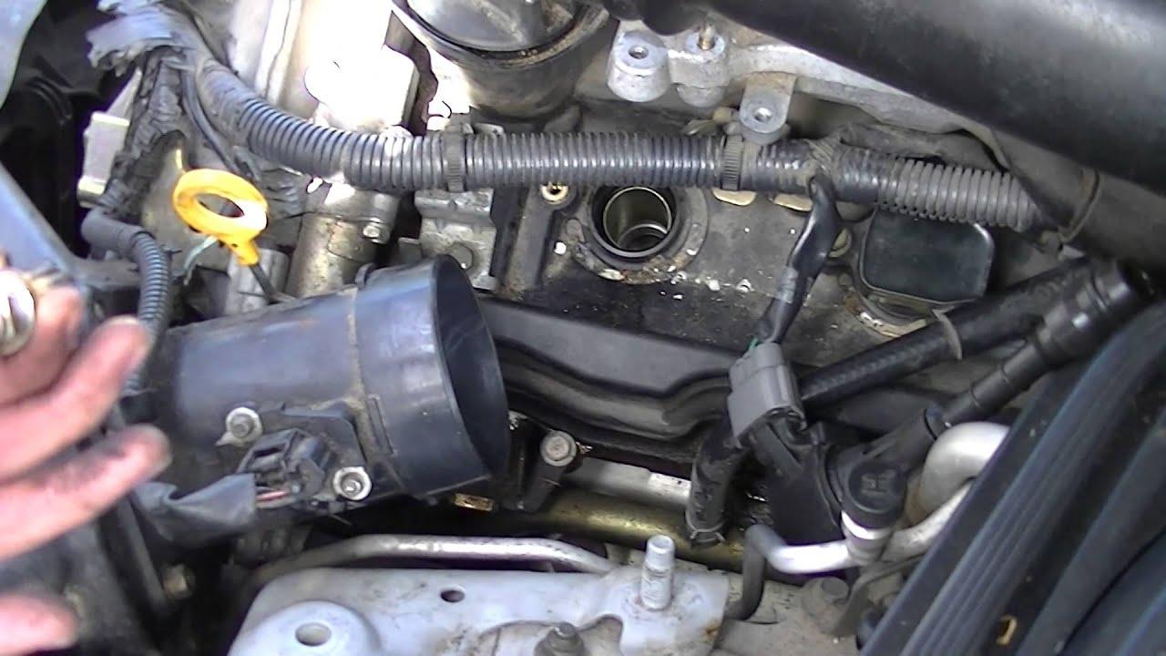 hight resolution of nissan 350z spark plug change