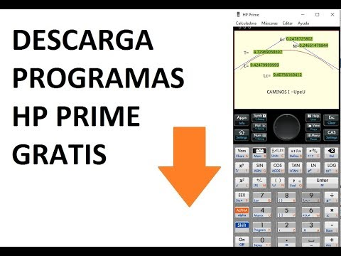 programas hp prime gratis