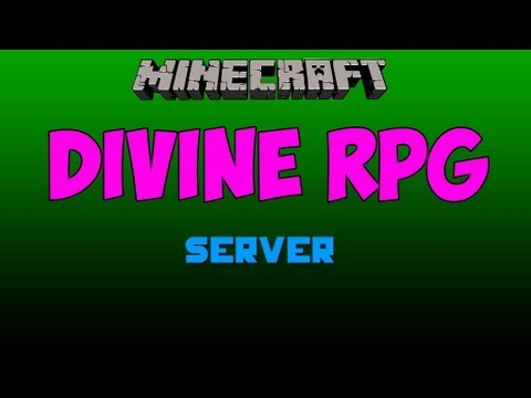 Моды Minecraft → DivineRPG () - minecraft-