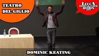 [Lucca Comics & Games] Dominic Keating