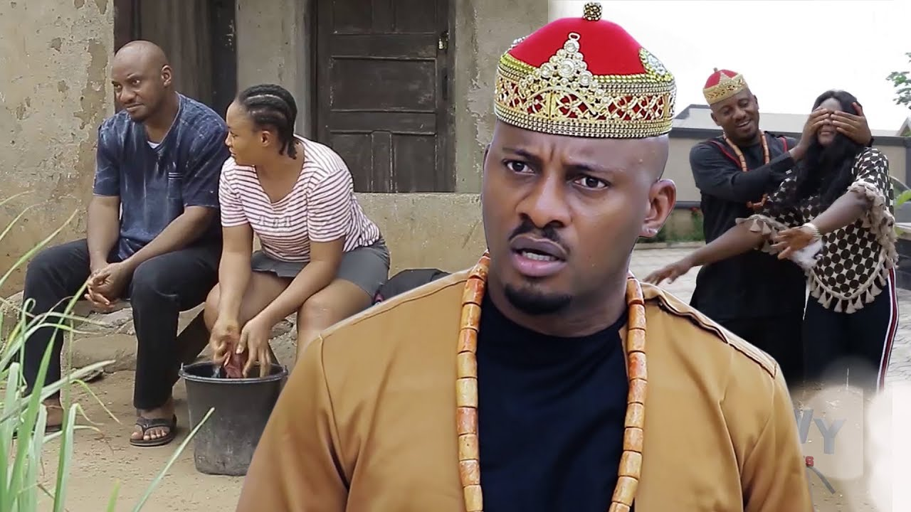 Download The Prince Pretend To Be Poor To Find True Love 1 & 2 - ( Yul Edochie ) 2019 Latest Nigerian Movie