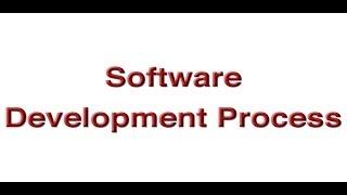 Unit 3: Software Development Process