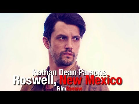 """'Roswell, New Mexico' star Nathan Dean Parsons """"Crazy Cats"""""""
