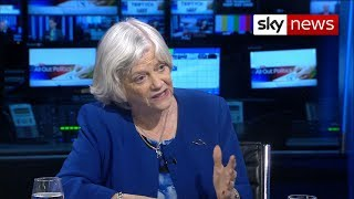 Widdecombe back and ready to tackle Brexit 'mess'