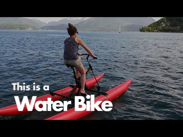 Aqui Bikes 2018 - Awesome Water Bikes