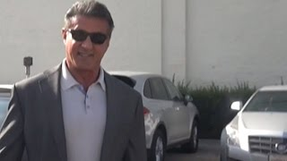 Sylvester Stallone And Hell