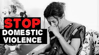 Domestic violence - The crime behind closed doors || Short Film || Sachin Gupta