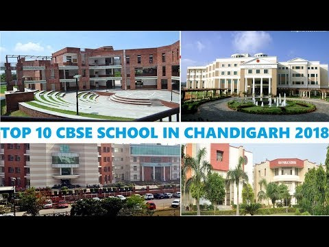 Top 10 school in Chandigarh