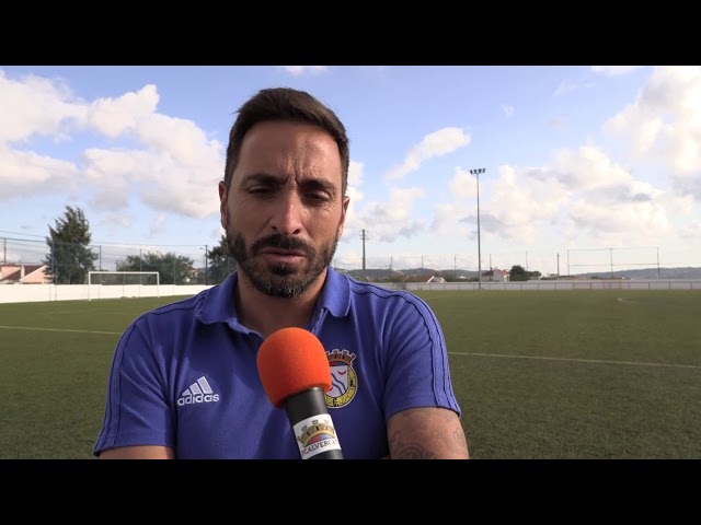 GS Loures 1 FC Alverca 1 - Flash Interview