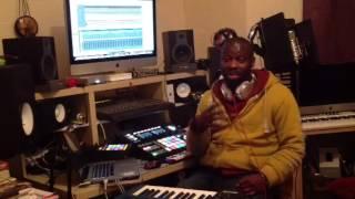 DJ.JOAO VAZ (GUINÉ-BISSAU) PARIS CONFIRMAÇÃO 2 EVENTOS & STUDIO SESSION 2014