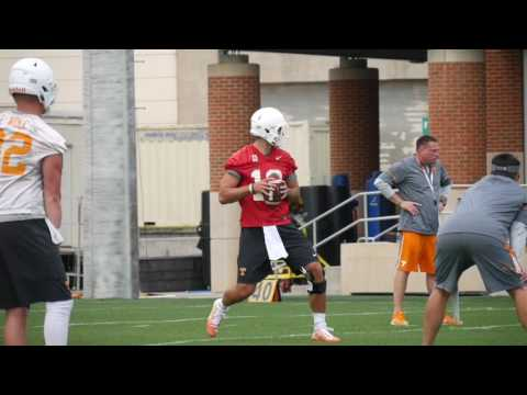 Tennessee Spring Practice: 4/20