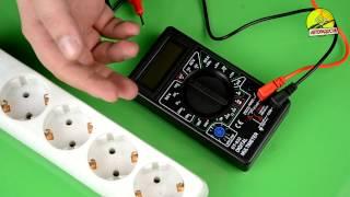 Как измерить переменное напряжение тестером (Avtoradosti.com.ua)(, 2014-05-08T14:41:53.000Z)