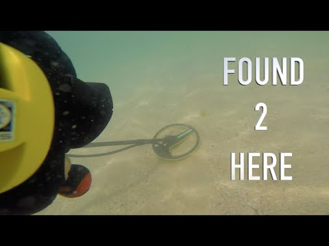 Found Over $6000 Underwater Gold Treasure Return to Owners (Metal Detecting)