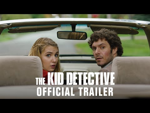 THE KID DETECTIVE - Official Trailer (HD) - In Theaters October 16