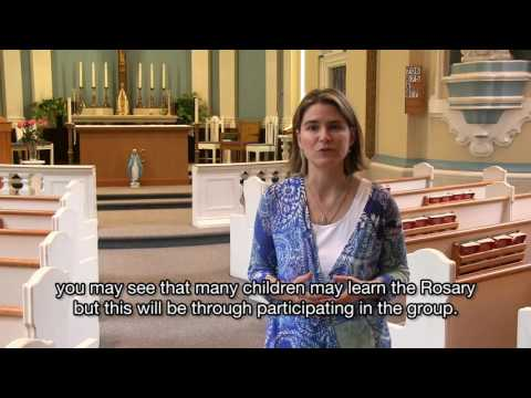 Children's Rosary - A Frequently Asked Question with Subtitles