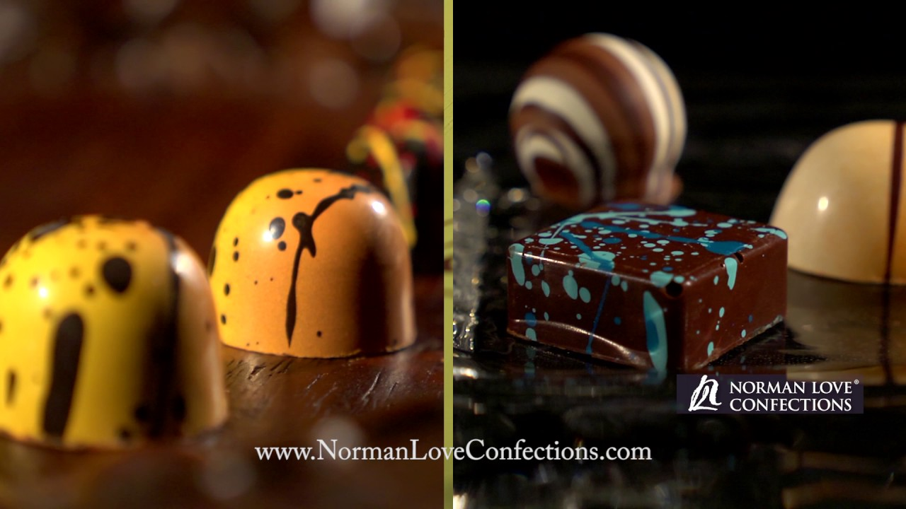 Norman Love Confections Youtube