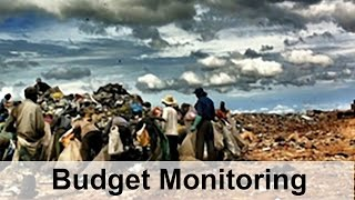Budget Monitoring - From a Human Rights perspective