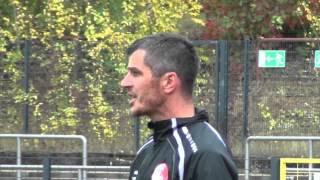 Berliner AK 07 versus 1. FC Lok Leipzig - Pressekonferenz und Zugabe