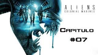 👽 ALIENS | Colonial Marines | Una Bala | En español | CAPITULO 07